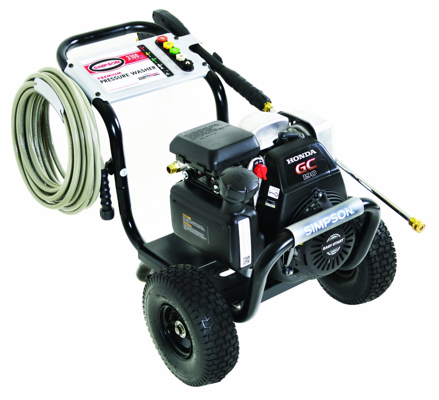 Top Best 10 Pressure Washers – Buyers Guide