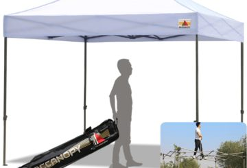 Top 5 Best Pop up Canopy